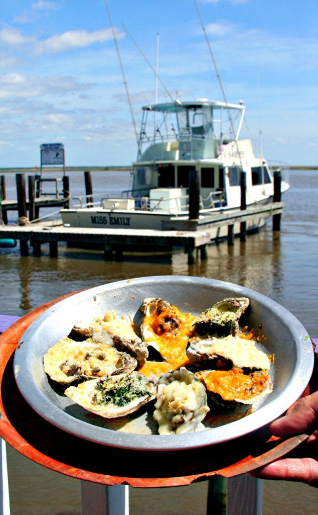 Apalachicola Bay Oysters