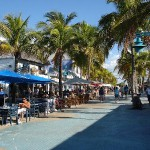 Kicking Back on Fort Myers Beach