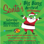 Santa's Gettin' Sandy