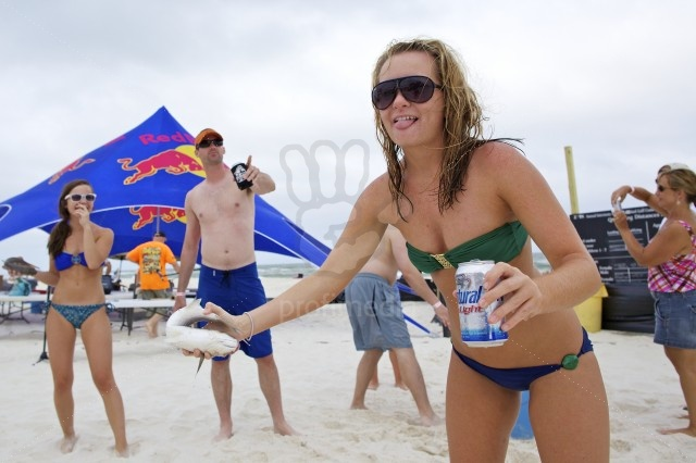 More than a fishing tale flora bama hosts 28th annual interstate if you think a mullet is urmus Choice Image