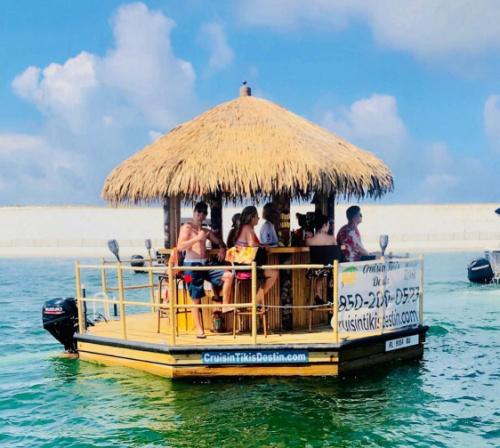 Tiki Cruise Reservations