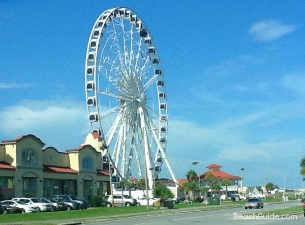 Big Wheel Keeps On Turning Heads In Pensacola Beach