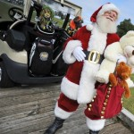 Sandestin Golfers Trade Toys for Tee Times