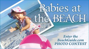 Photo Contest - Babies at the Beach