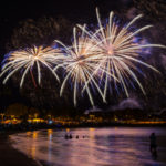 Gulf Coast 4th of July  Fireworks Schedules