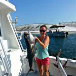Any Time's a Good Time for Fishing in the Gulf
