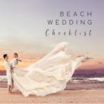 Beach Wedding Checklist