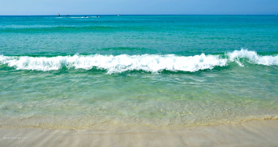 The perfect spot for watersports, fishing, cruisng and other Destin Florida attractions.
