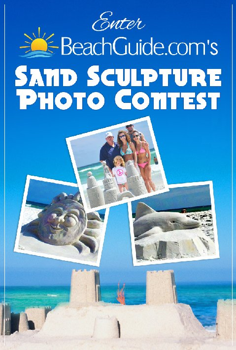 Facebook Sand Sculpture Photo Contest