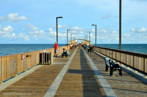Gulf Shores fishing pier
