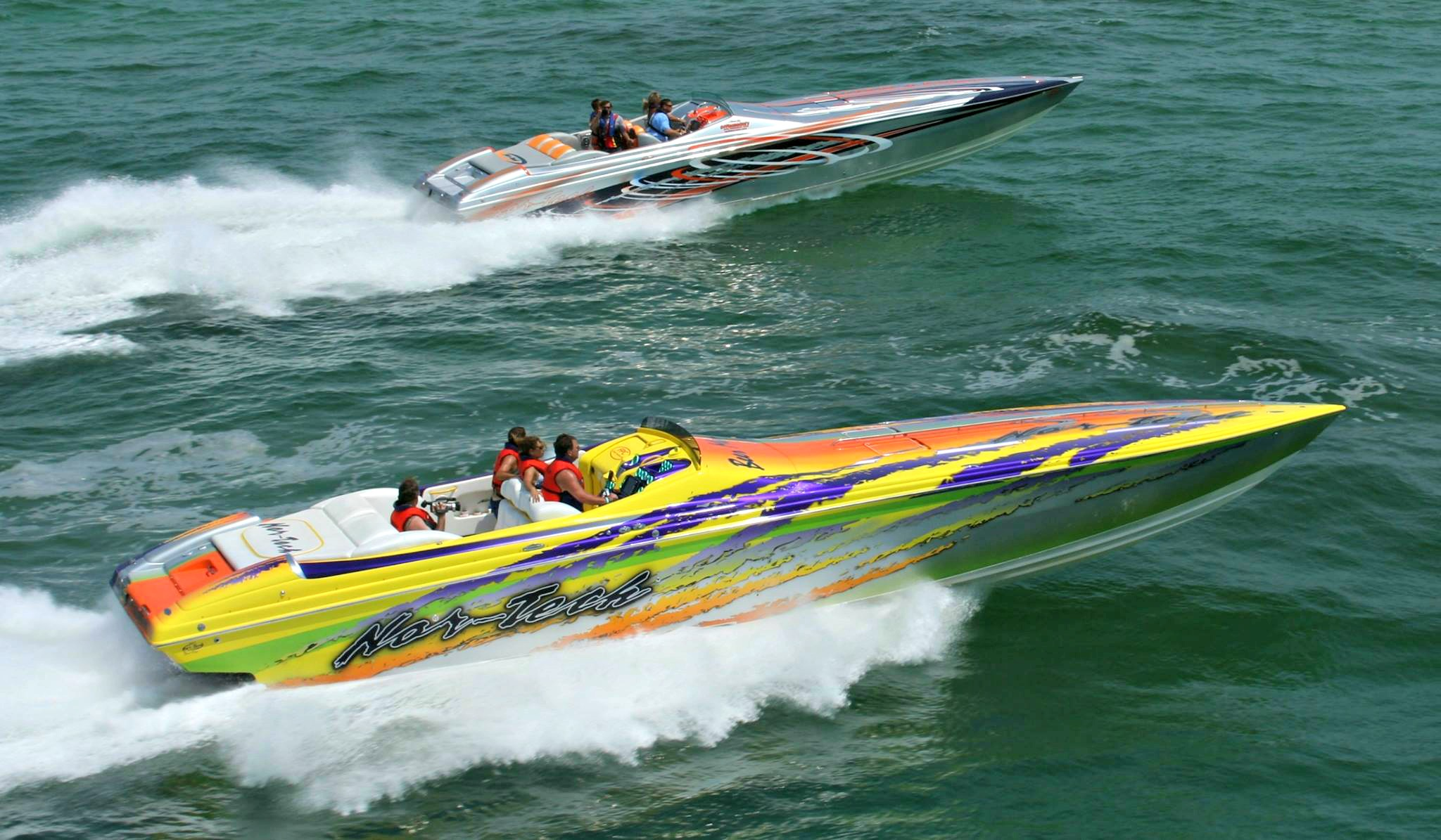 emerald coast poker run power boats