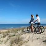 Gulf Coast a Winter Wonderland for Cyclists