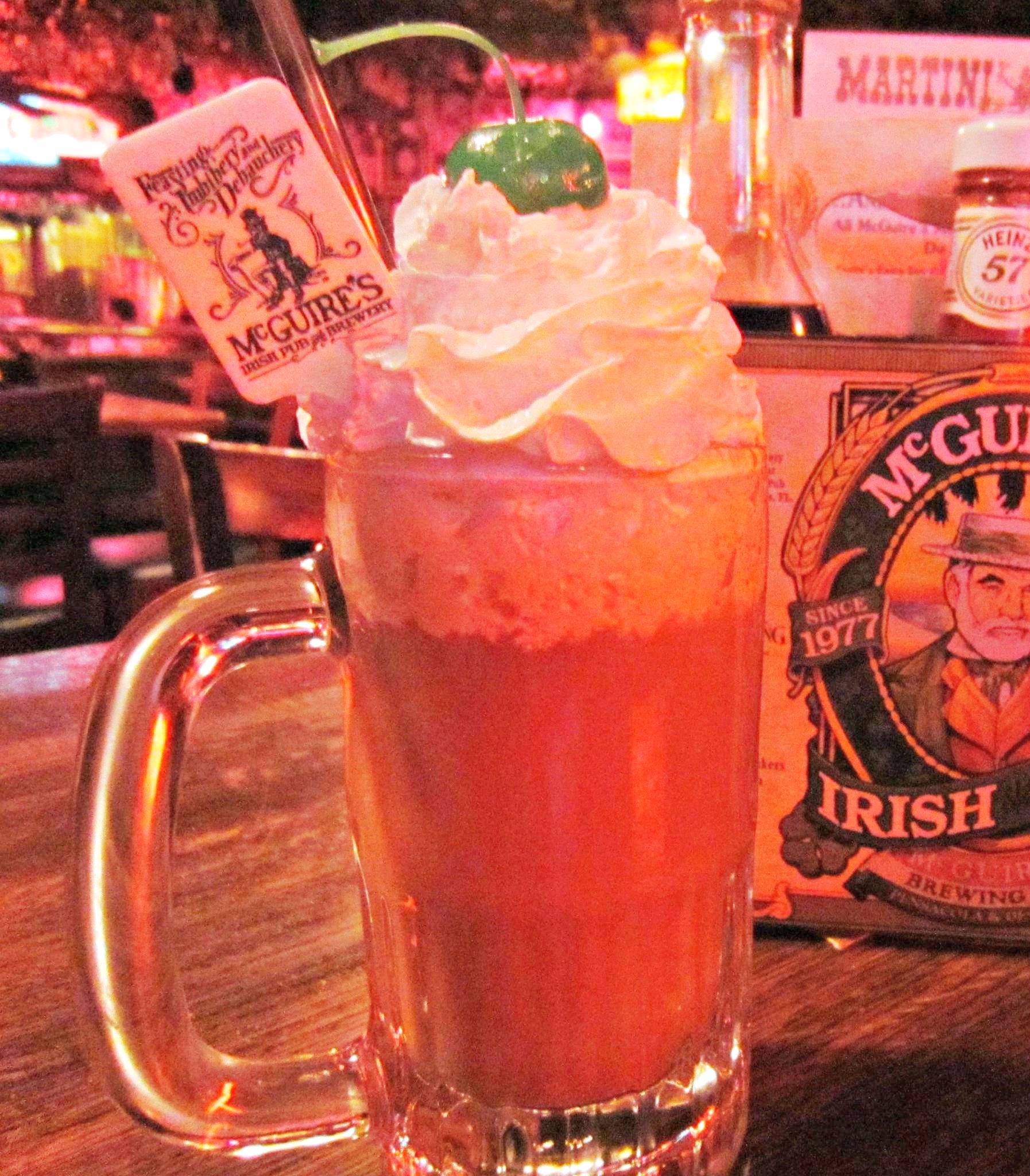 mcguire's pensacola irish coffee