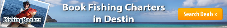 Book Destin Fishing Charters