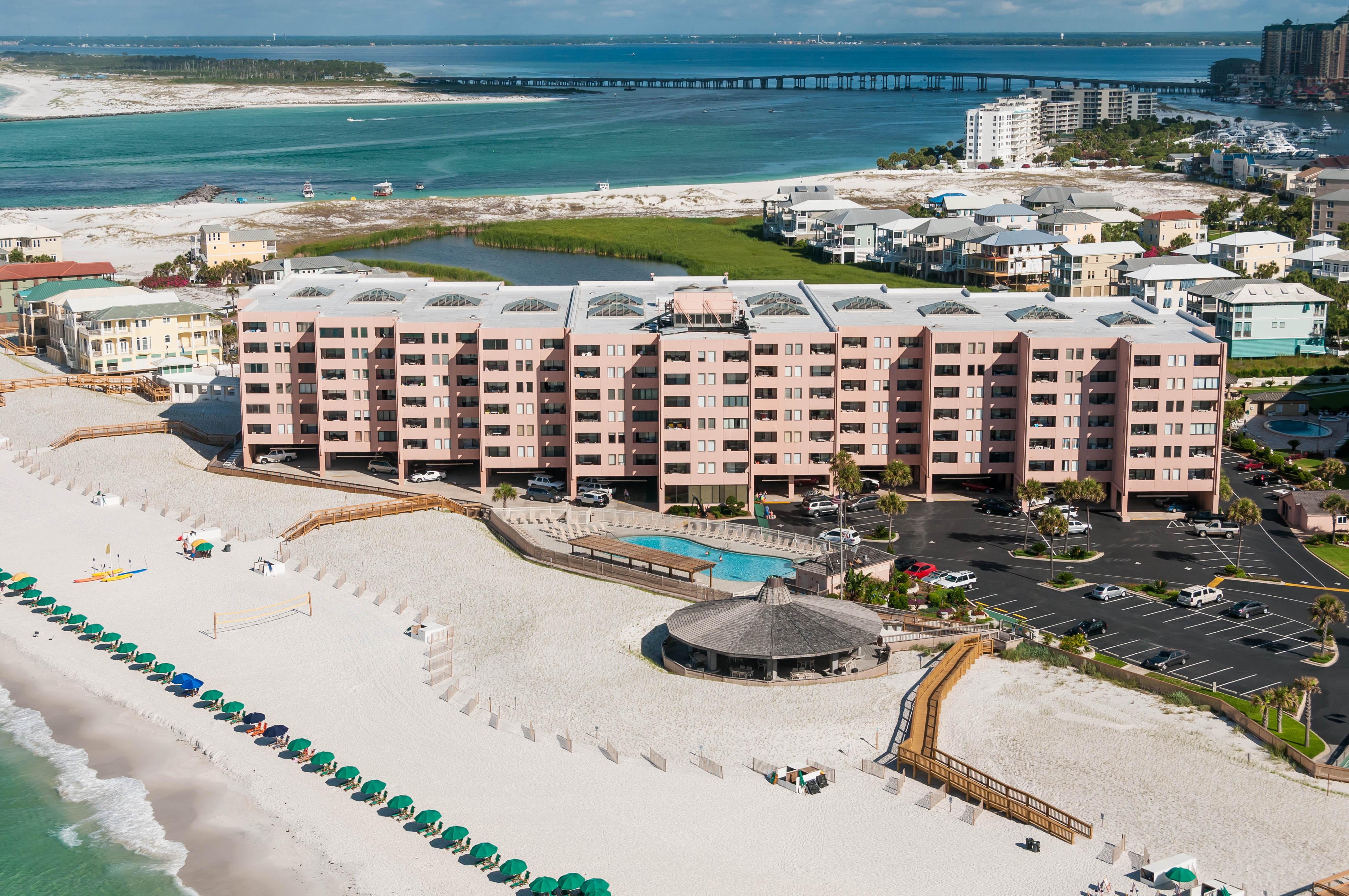 Jetty East Condominiums in Destin, FL