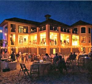 Wedding-friendly beach house rental in Pensacola Beach, Florida, managed by Paradise Beach Homes.