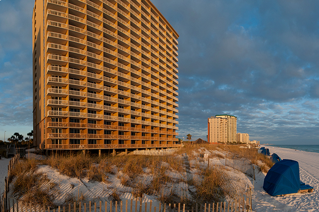 Pelican Beach Resort in Destin, Florida