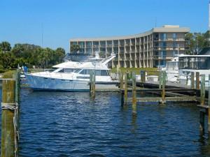 Pirate's Bay in Fort Walton Beach, Florida