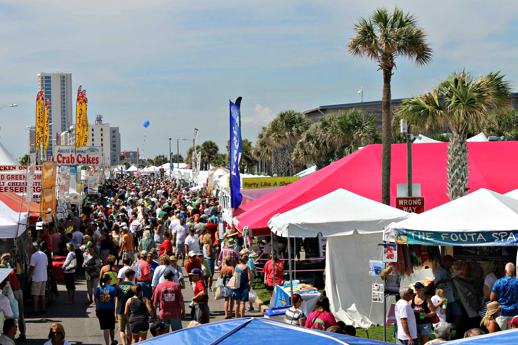 Gulf Shores Shrimp festival