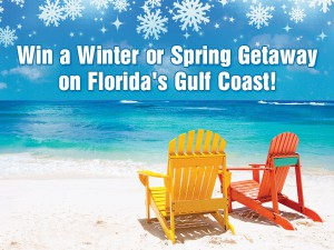 Winter vacation giveaway from BeachGuide.com