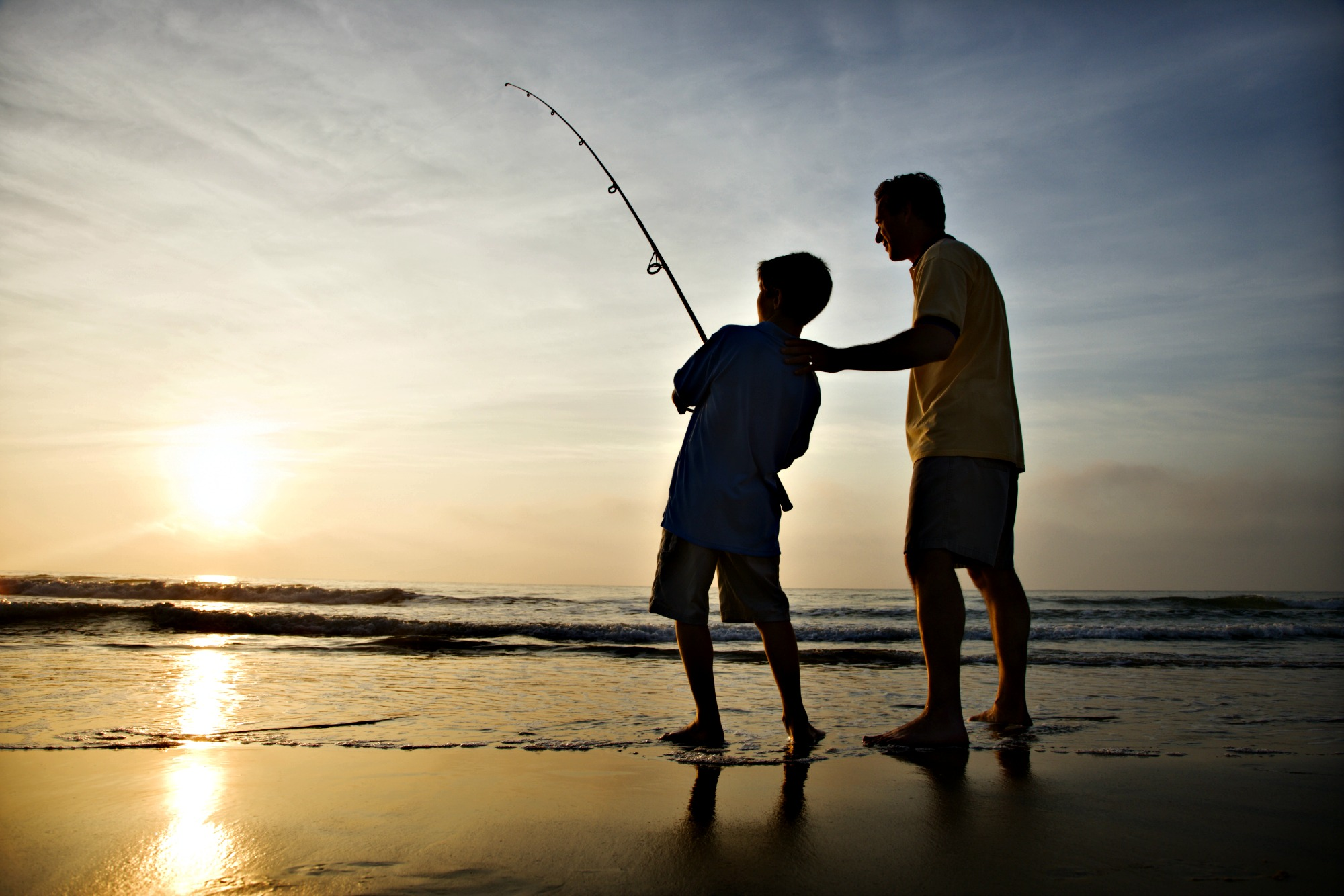 Gulf coast fishing in northwest florida and alabama a for Surf fishing gulf shores