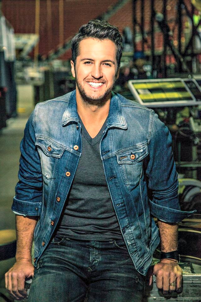 Country singer Luke Bryan will perform at Gulf Coast Jam 2017
