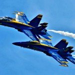 Blue Angels Homecoming Air Show: Honoring Veteran's Day, and 70 Years of the Blues