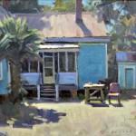 Forgotten Coast en Plein Air Paint-Out Returns to Cape San Blas, Florida