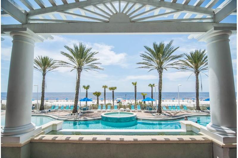 Boardwalk Beach Resort's stunning venues for a beach wedding